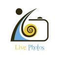 合影Logo