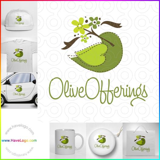 olive logo - ID:17560