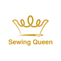 sewing queen  logo
