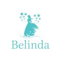 女logo