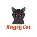 貓生氣Logo
