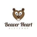 Beaver Heart  logo