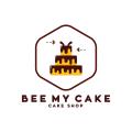 Bee My Cake  logo