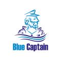 Blue Captain  logo