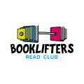 Booklifters Read Club  logo