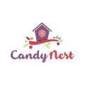 糖巢Logo