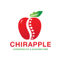 Chirapple Chiropractic and Acupuncture  logo