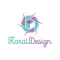 花藝設計Logo