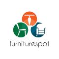 家具現場Logo