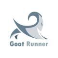 山羊跑Logo
