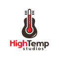 High Temp Studio  logo