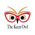 Keen Owl  logo