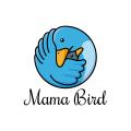Mama Bird  logo