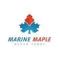 Marine Maple  logo