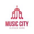 Music City  logo