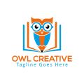 Owl Creative  logo