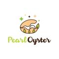 珍珠牡蠣Logo