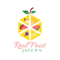 Real Fruit Juices  logo