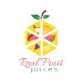 真正的果汁Logo