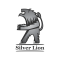 銀獅子Logo