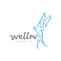 Swallow Studio  logo
