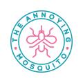 The annoying mosquito  logo