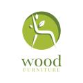 Wood Furniture  logo