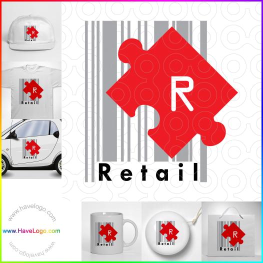 barcode logo - ID:310