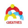團隊合作Logo