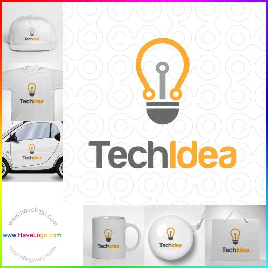 燈泡logo設計 - ID:52785
