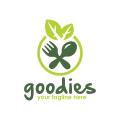 好吃的東西Logo