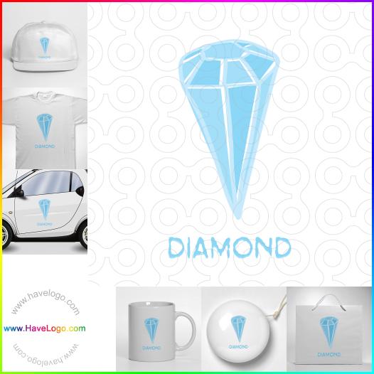 鉆石logo設計 - ID:35513