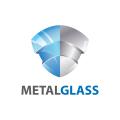 金屬玻璃Logo