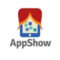 手機應用程序logo