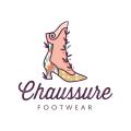 Chaussure Footwear  logo