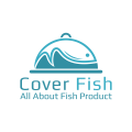 Cover Fish  logo