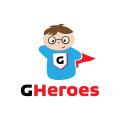 GHeroes  logo
