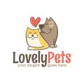 Lovely Pets  logo