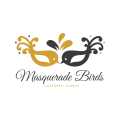 Masquerade Birds  logo