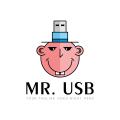 Mr.Usb  logo