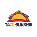 Taco Sunrise  logo