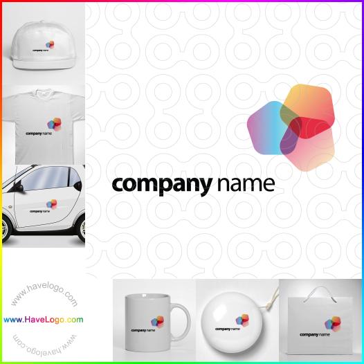 抽象logo設計 - ID:52726