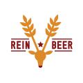 小麥啤酒logo