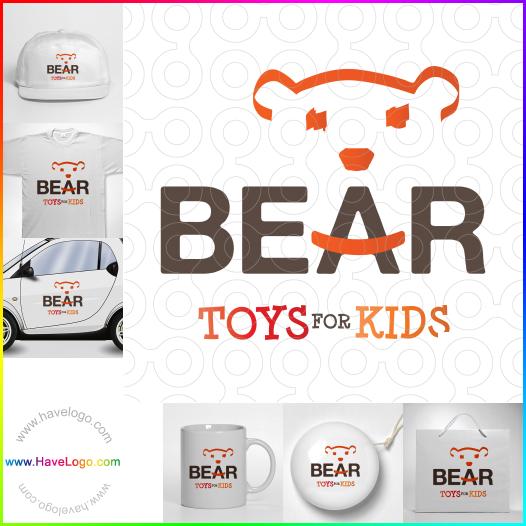 熊logo設計 - ID:52833