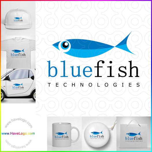 blue logo - ID:52730