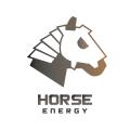 石油鉆機Logo