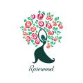 模特經紀logo