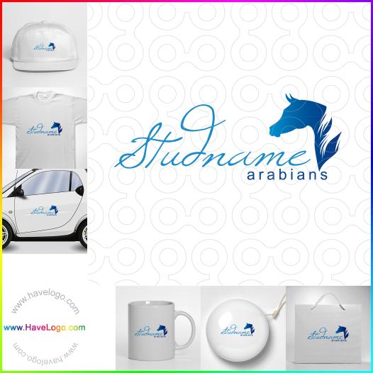 藍色logo設計 - ID:52876