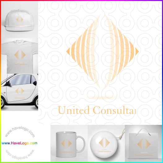 正方形logo設計 - ID:17484