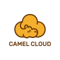 Camel cloud  logo